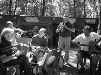 Les « rencontres internationales de luthiers et maitres sonneurs » – Chateau d'ars (36