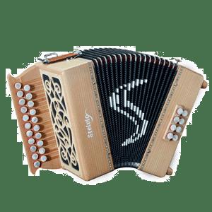 Accordéon Diatonique - Sterne - Stelvio