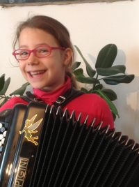 Grandir avec son accordéon