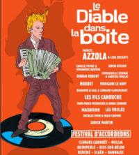 Festival d'accordéons « le diable dans la boite » – Quimperle (29)