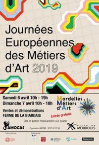 JEMA 2019 – Les Métiers d' art s' expose à Mordelles